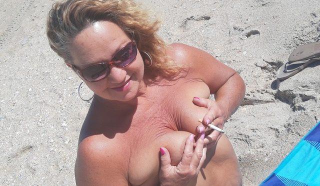 Wild Wednesday On The Beach Pt2