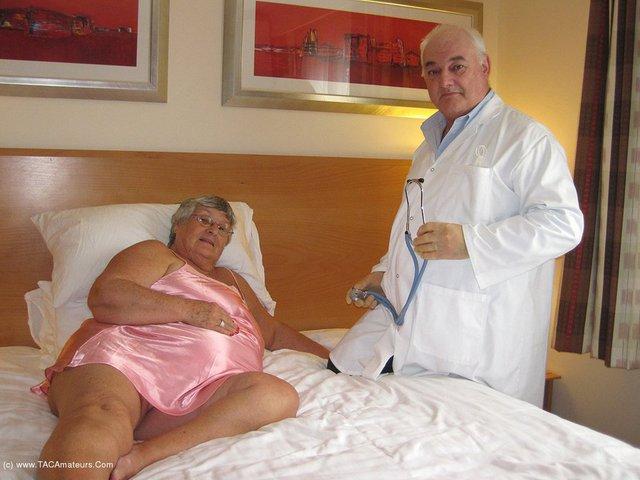 GrandmaLibby - Doctors House Call