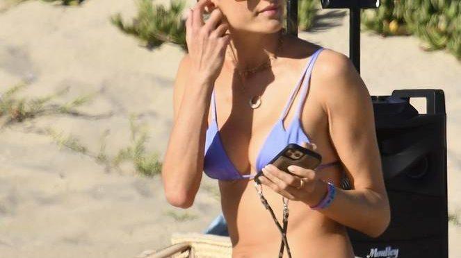 Alessandra Ambrosio Bikini (104 Photos)