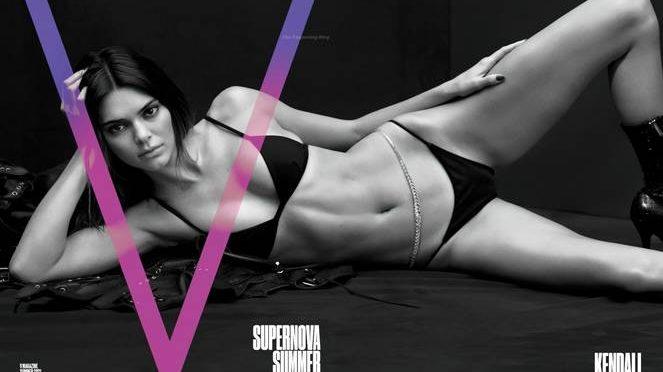 Kendall Jenner Sexy (5 Photos)