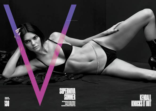 Kendall Jenner Sexy 1