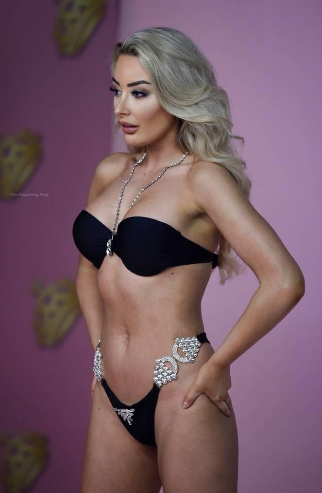 Chloe Crowhurst Bikini 1