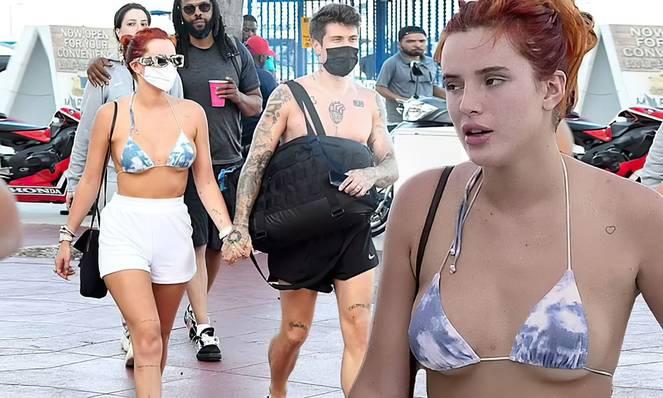 Bella Thorne Bikini 3
