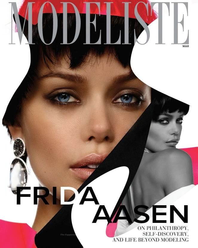 Frida Aasen Sexy 3