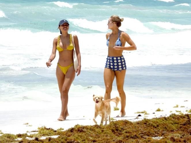 Kelsey Merritt Bikini 9