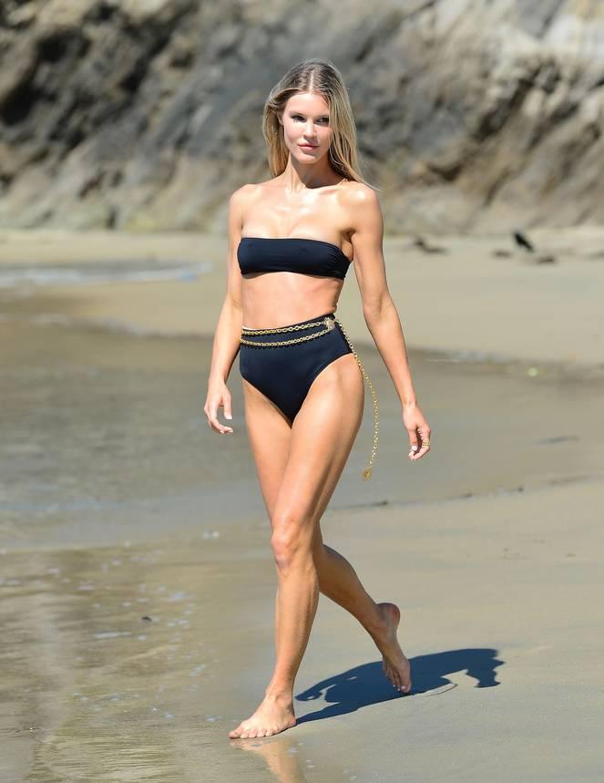 Joy Corrigan on Beach Photoshoot 15