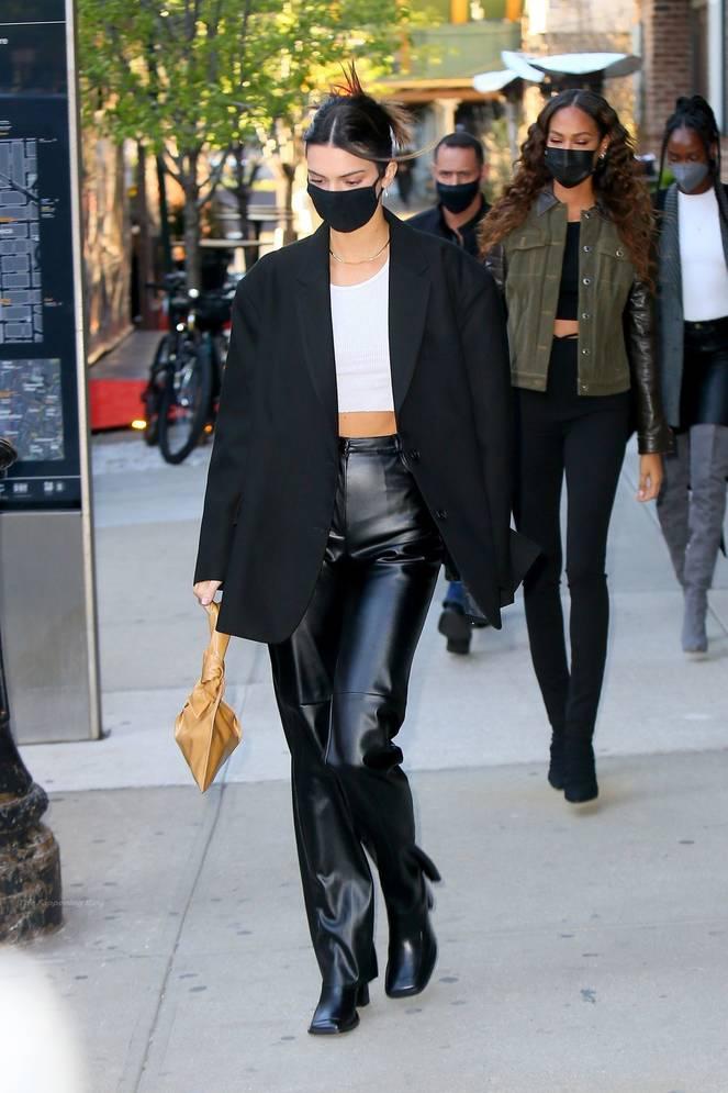 Kendall Jenner Braless 18