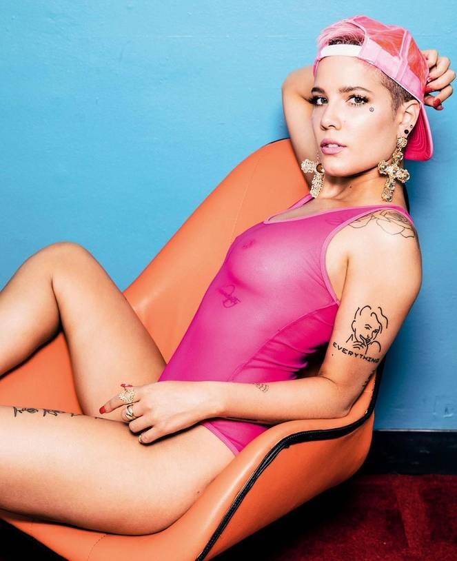Halsey Naked Leaks Fappening 23