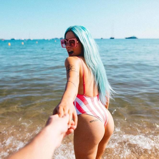 Halsey Naked Leaks Fappening 35