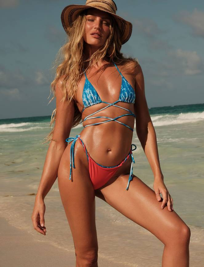 Danielle Herrington Sexy Through 43