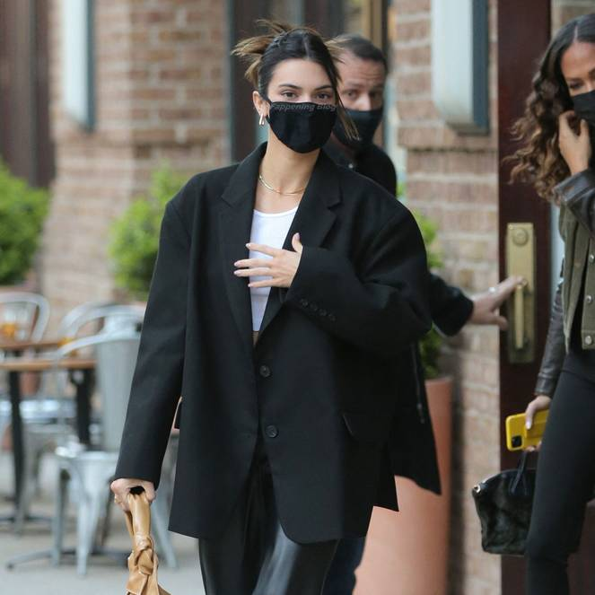 Kendall Jenner Braless 47