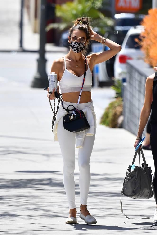 Alessandra Ambrosio Sexy 53