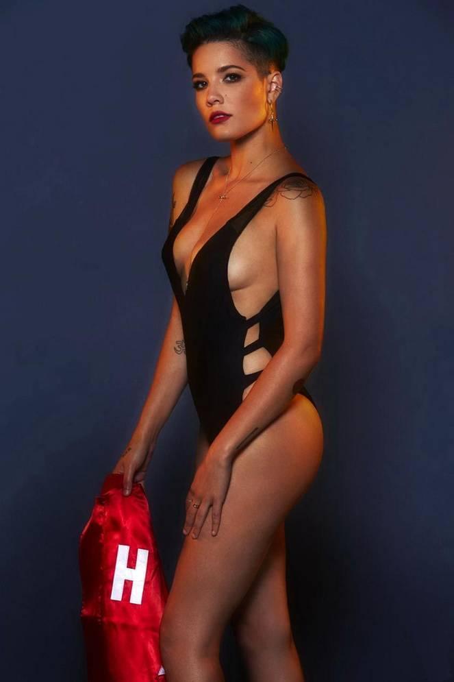 Halsey Naked Leaks Fappening 53