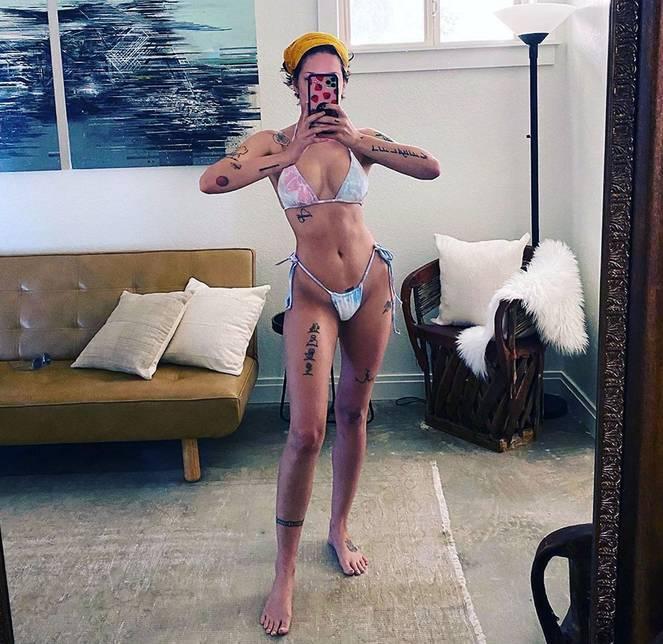 Halsey Naked Leaks Fappening 134
