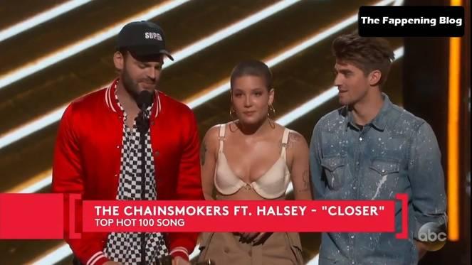 Halsey Naked Leaks Fappening 223