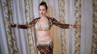 Free Video Series: Fake Scarlett Johansson: Belly Dance — FREE DOWNLOAD–
