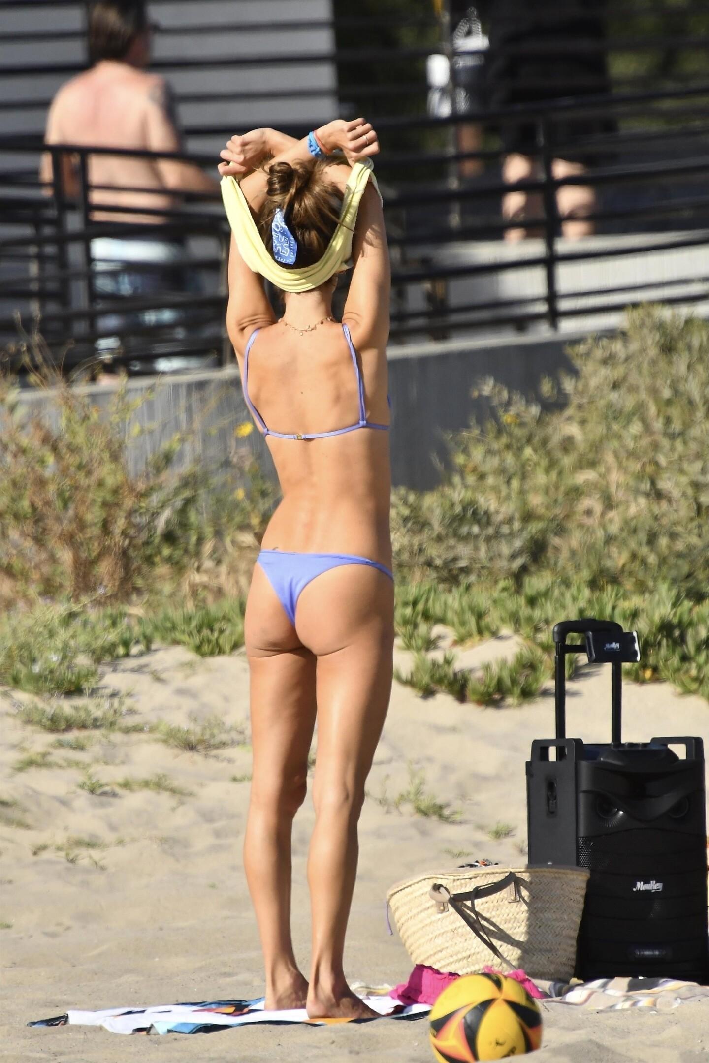 Alessandra Ambrosio Bikini fappenings.com 8