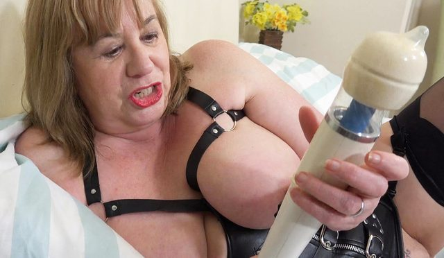 Hitachi Magic Wand Squirt Pt3